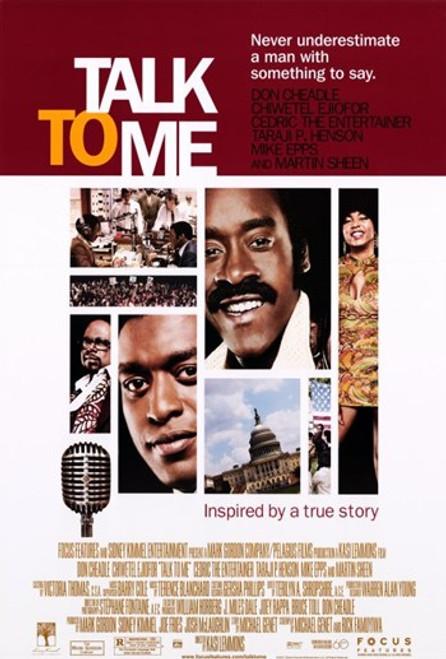 Talk To Me Movie Poster (11 x 17) - Item # MOV402480