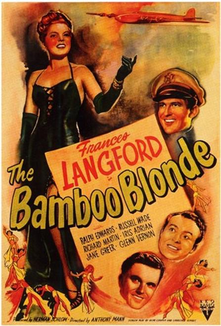 Bamboo Blonde Movie Poster (11 x 17) - Item # MOV198774