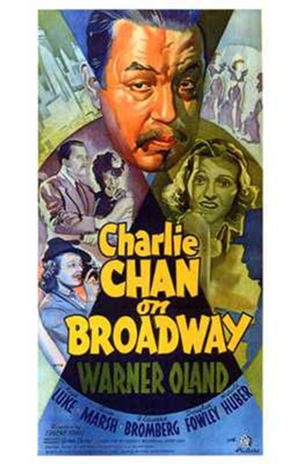 Charlie Chan on Broadway Movie Poster (11 x 17) - Item # MOV197607