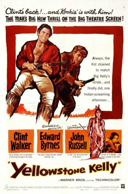 Yellowstone Kelly Movie Poster Print (27 x 40) - Item # MOVEI4630