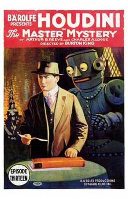 Master Mystery Movie Poster (11 x 17) - Item # MOV143135