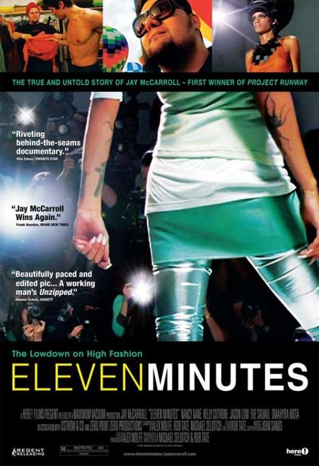 Eleven Minutes Movie Poster Print (27 x 40) - Item # MOVCJ5660