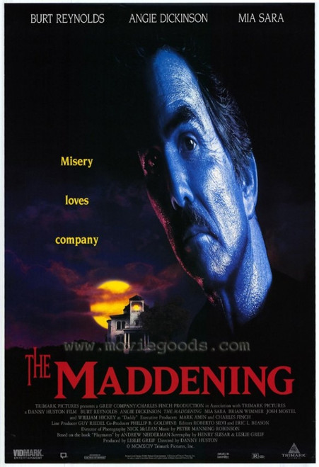The Maddening Movie Poster Print (27 x 40) - Item # MOVAH6657