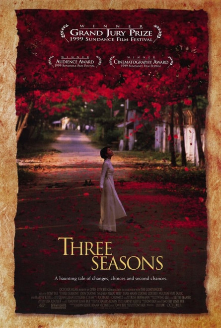 Three Seasons Movie Poster Print (27 x 40) - Item # MOVEF6307