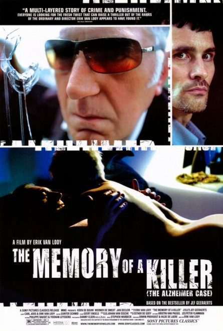 Memory of a Killer Movie Poster Print (27 x 40) - Item # MOVCH4014