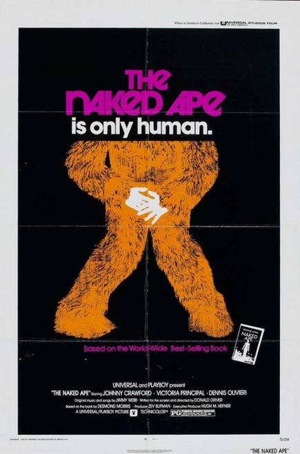 The Naked Ape Movie Poster Print (27 x 40) - Item # MOVEH2296
