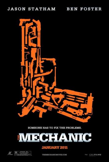 The Mechanic Movie Poster Print (27 x 40) - Item # MOVIB06843