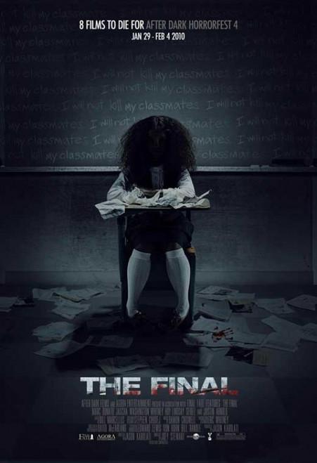 The Final Movie Poster Print (27 x 40) - Item # MOVGB53190