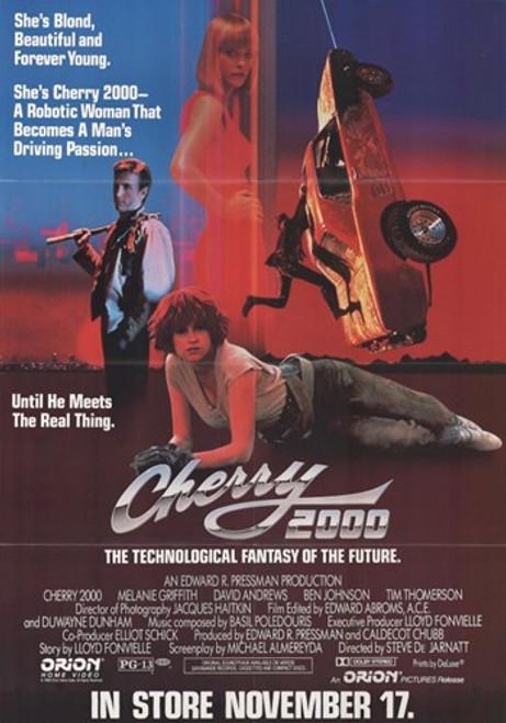 Cherry 2000 Movie Poster (11 x 17) - Item # MOV211270