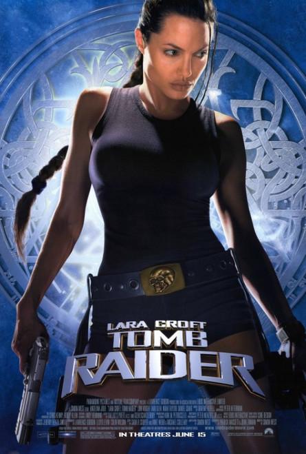 Lara Croft: Tomb Raider Movie Poster Print (27 x 40) - Item # MOVAF1367