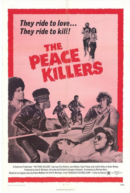 Peacekillers Movie Poster Print (27 x 40) - Item # MOVIF5426