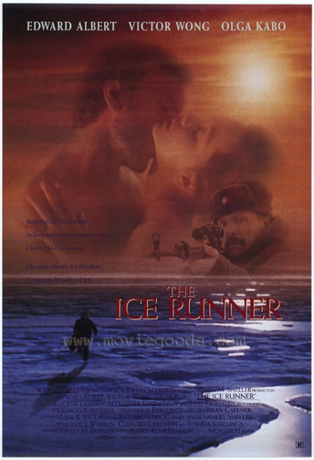The Ice Runner Movie Poster Print (27 x 40) - Item # MOVAH2657