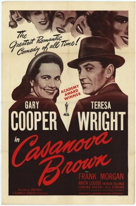 Casanova Brown Movie Poster Print (27 x 40) - Item # MOVCH6645