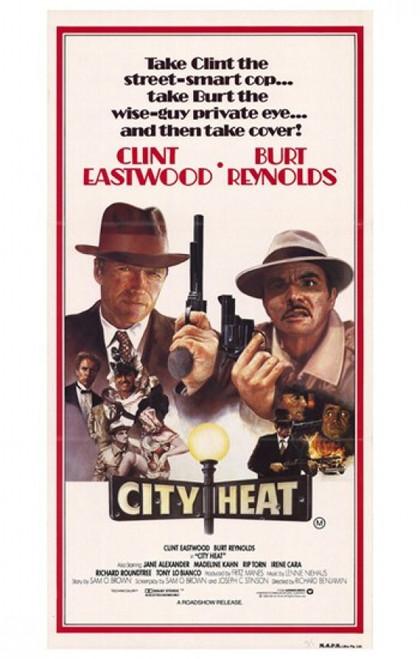 City Heat Movie Poster (11 x 17) - Item # MOV195921