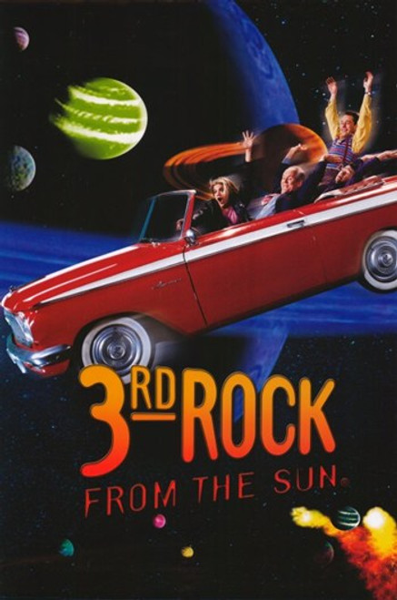 3rd Rock from the Sun Movie Poster (11 x 17) - Item # MOV292212