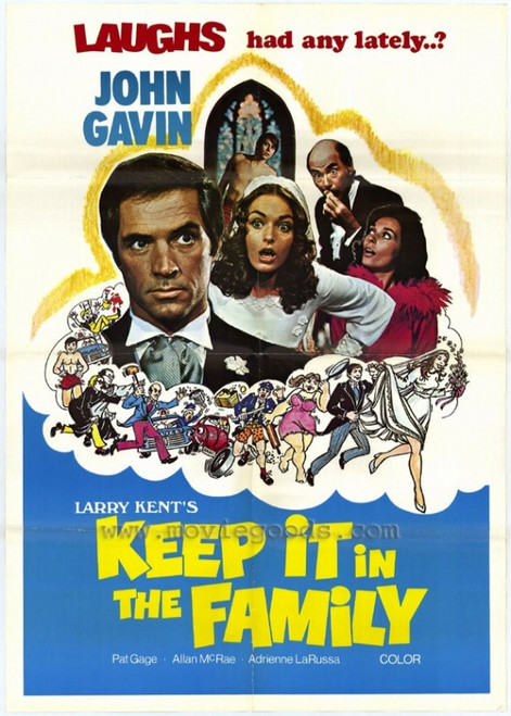 Keep it in the Family Movie Poster Print (27 x 40) - Item # MOVAH2308