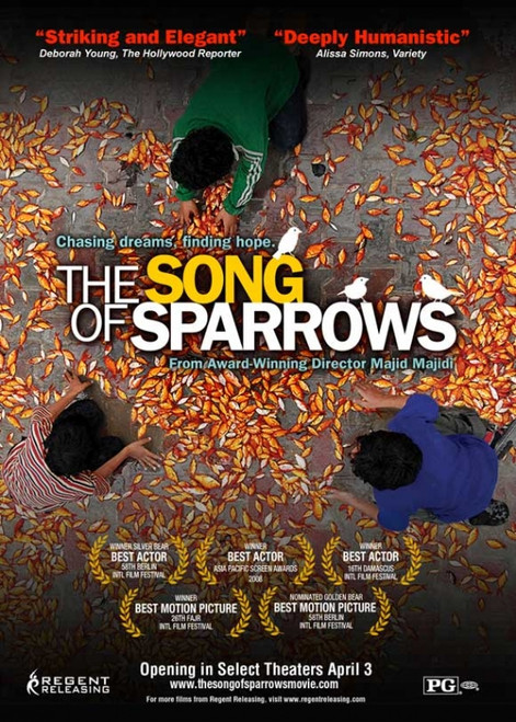 The Song of Sparrows Movie Poster Print (27 x 40) - Item # MOVCJ3661