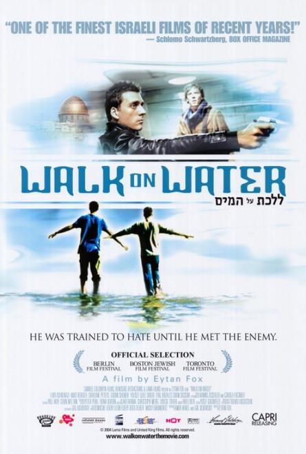 Walk On Water Movie Poster Print (27 x 40) - Item # MOVCG2106