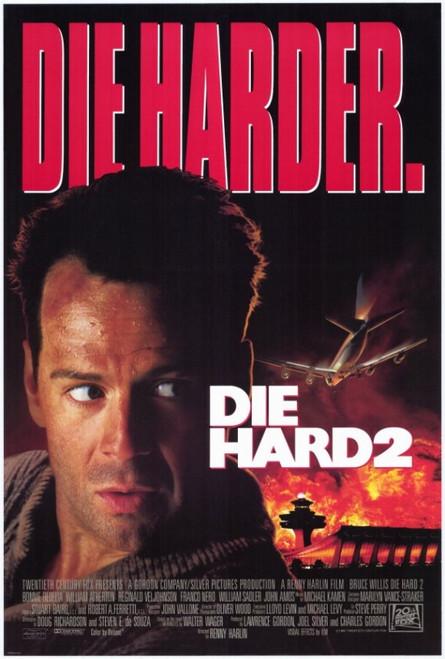 Die Hard 2: Die Harder Movie Poster Print (27 x 40) - Item # MOVGF8374