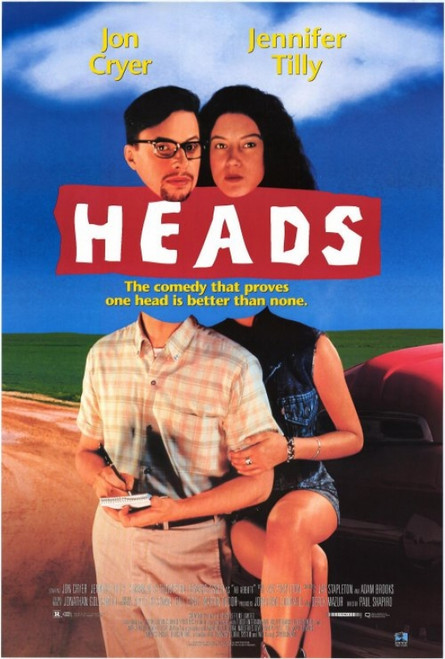 Heads Movie Poster Print (27 x 40) - Item # MOVAH3628