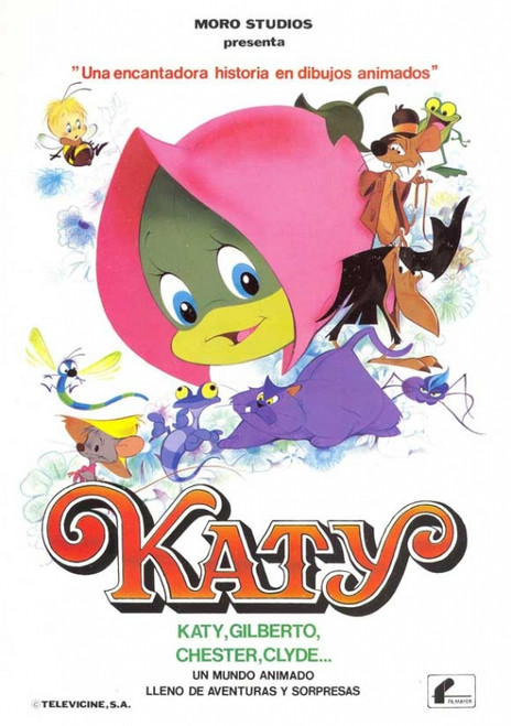 Katy the Caterpillar Movie Poster Print (27 x 40) - Item # MOVIB95860