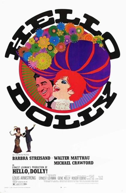 Hello Dolly Movie Poster (11 x 17) - Item # MOV417275