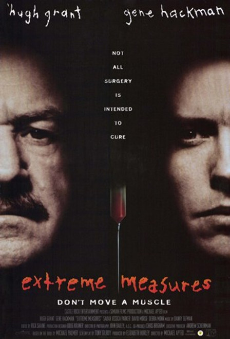 Extreme Measures Movie Poster (11 x 17) - Item # MOV203771