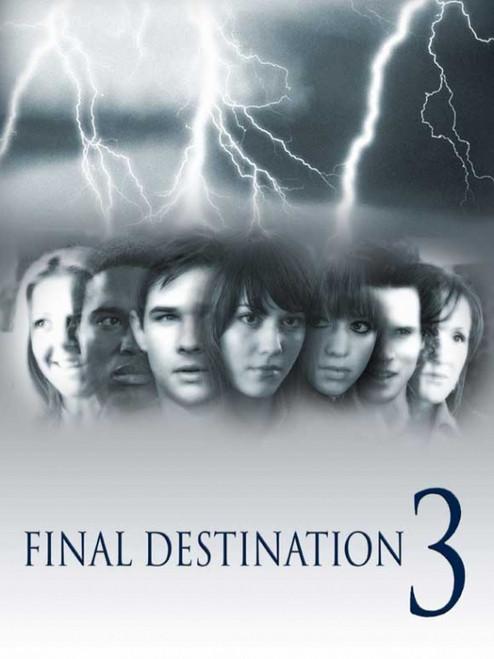 Final Destination 3 Movie Poster Print (27 x 40) - Item # MOVGB53070