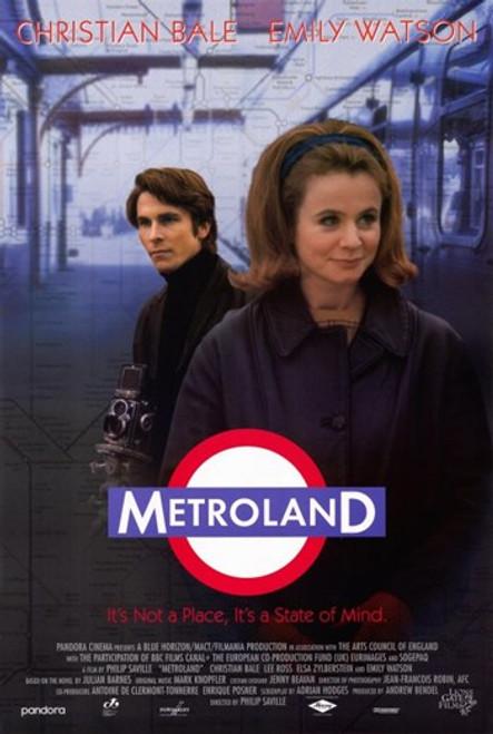Metroland Movie Poster (11 x 17) - Item # MOV232906