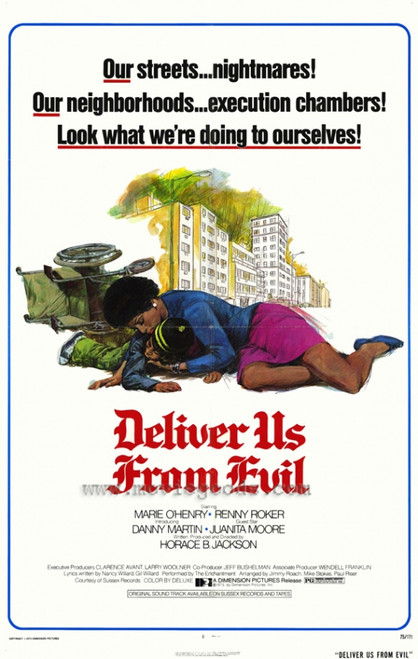 Deliver us from Evil Movie Poster Print (27 x 40) - Item # MOVGH7642