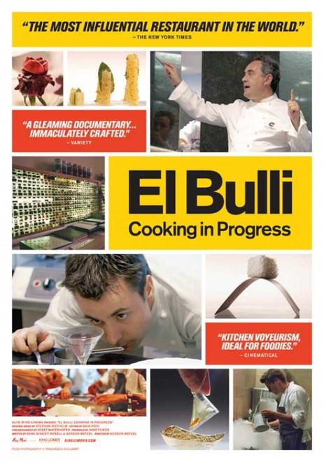 El Bulli: Cooking in Progress Movie Poster Print (27 x 40) - Item # MOVCB86024