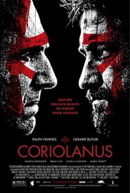 Coriolanus Movie Poster (11 x 17) - Item # MOVAB99784