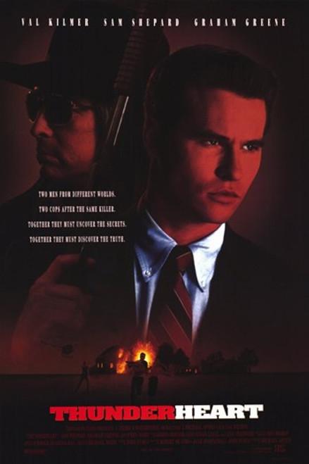 Thunderheart Movie Poster (11 x 17) - Item # MOV204369
