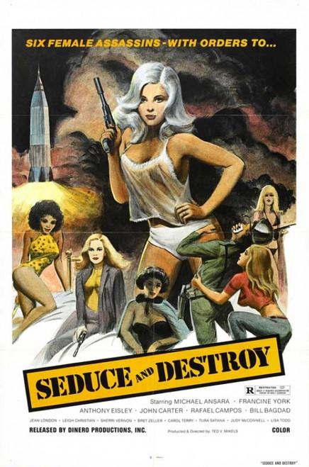 The Doll Squad Movie Poster Print (27 x 40) - Item # MOVGB48211