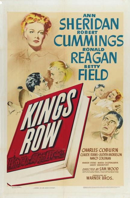 Kings Row Movie Poster Print (27 x 40) - Item # MOVGI5261