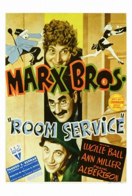 Room Service Movie Poster Print (27 x 40) - Item # MOVAF1336