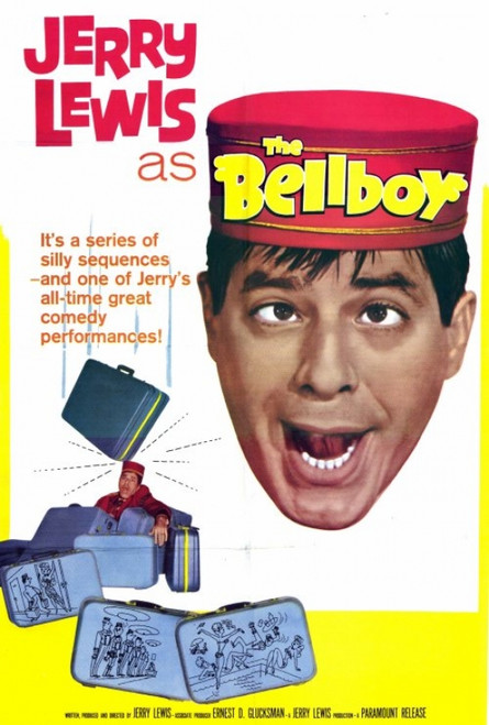 The Bellboy Movie Poster Print (27 x 40) - Item # MOVCH8086