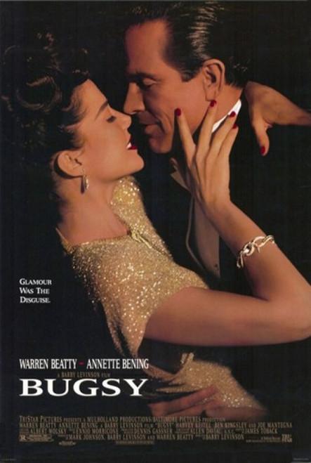 Bugsy Movie Poster (11 x 17) - Item # MOV192820