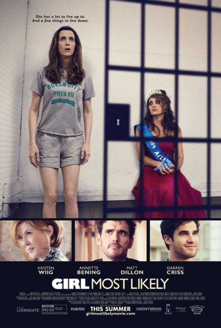Girl Most Likely Movie Poster Print (27 x 40) - Item # MOVIB97015