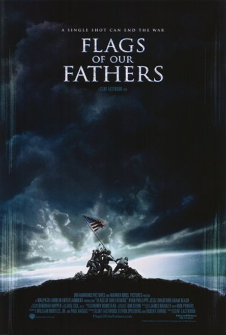 Flags of Our Fathers Movie Poster (11 x 17) - Item # MOV378583