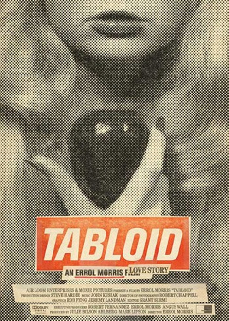 Tabloid Movie Poster (11 x 17) - Item # MOVAB18904