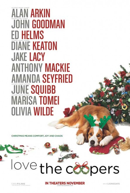 Love the Coopers Movie Poster (11 x 17) - Item # MOVCB05545