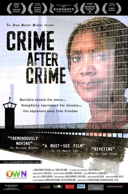 Crime After Crime Movie Poster Print (27 x 40) - Item # MOVAB96514