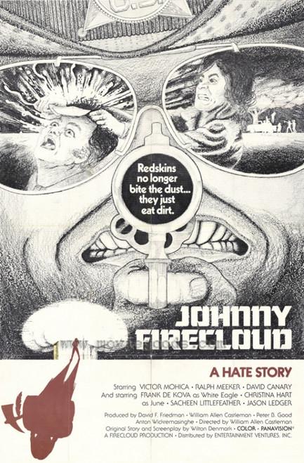 Johnny Firecloud Movie Poster Print (27 x 40) - Item # MOVIH6682