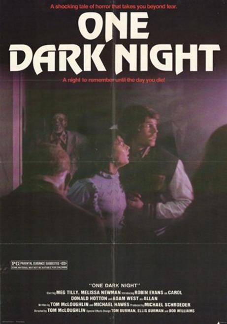 One Dark Night Movie Poster (11 x 17) - Item # MOV254722