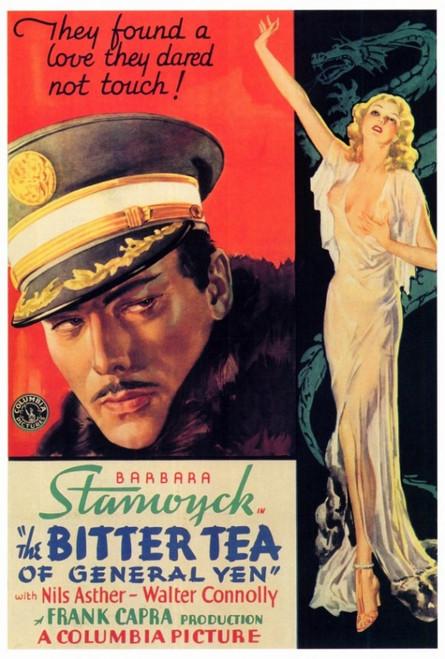 The Bitter Tea of General Yen Movie Poster Print (27 x 40) - Item # MOVCF5170