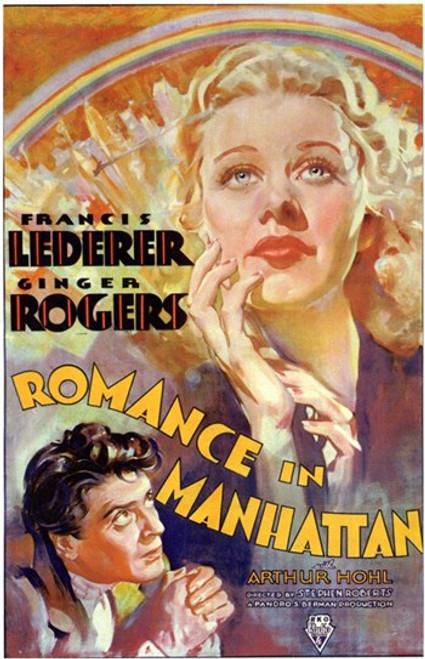 Romance in Manhattan Movie Poster (11 x 17) - Item # MOV198266