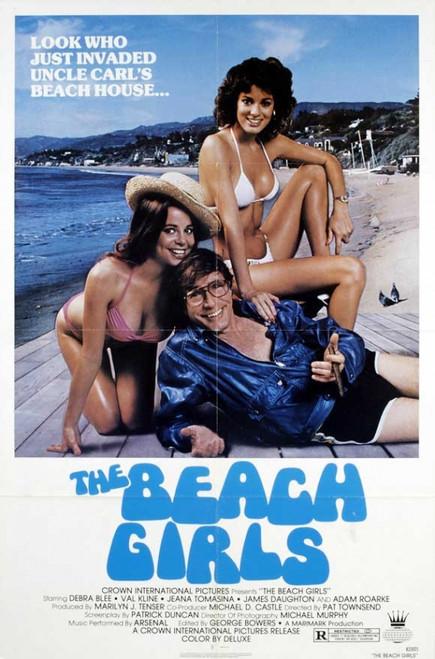 The Beach Girls Movie Poster Print (27 x 40) - Item # MOVIJ8334