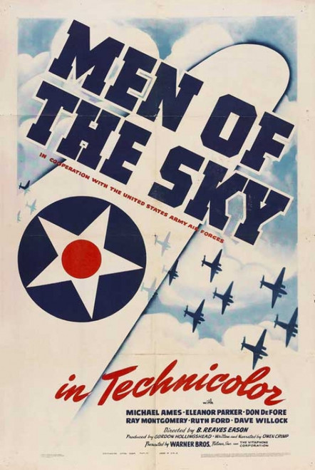 Men of the Sky Movie Poster Print (27 x 40) - Item # MOVIB31011
