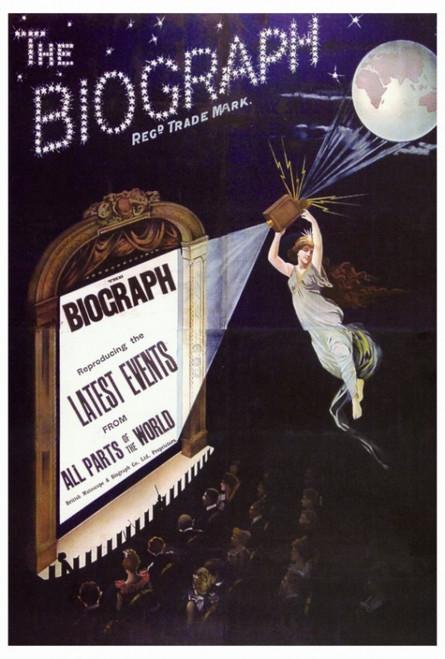 The Biograph Movie Poster Print (27 x 40) - Item # MOVCF7346